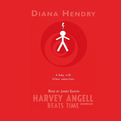 Harvey Angell Beats Time audiobook cover art