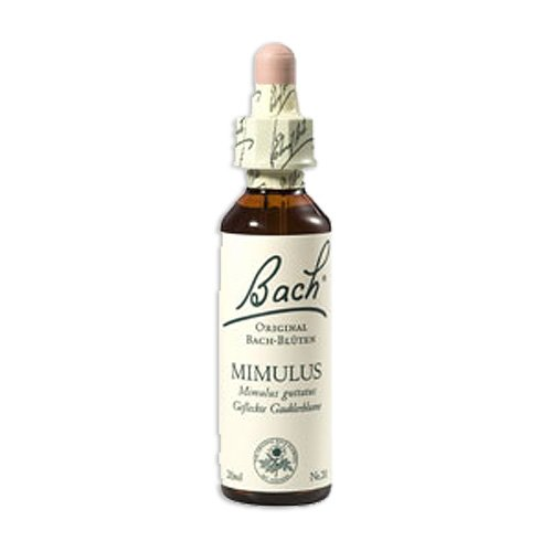 BACHBLUETEN Mimulus Tropfen, 20 ml
