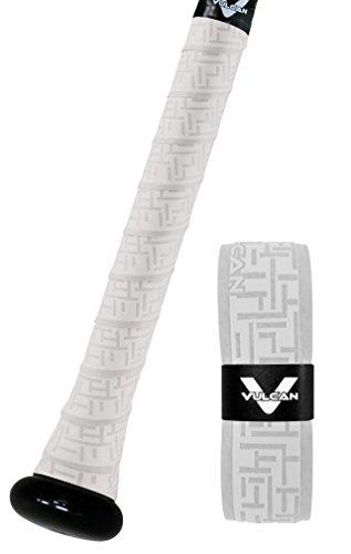 Vulcan Bat Grip, Vulcan 1.75mm Bat Grip, White