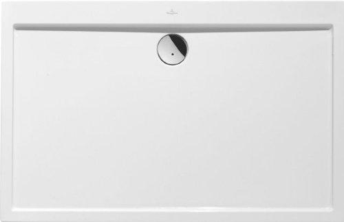 SUBWAY Duschwanne Rechteck 1000 x 800 x 35 mm weiß