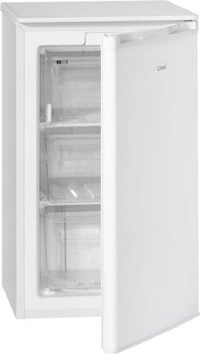 Bomann GS 195.1 Gefrierschrank, 70 Liter Nutzinhalt, Temperaturbereich: ≤ -18°C, 4 Sterne Gefrierraum, weiß