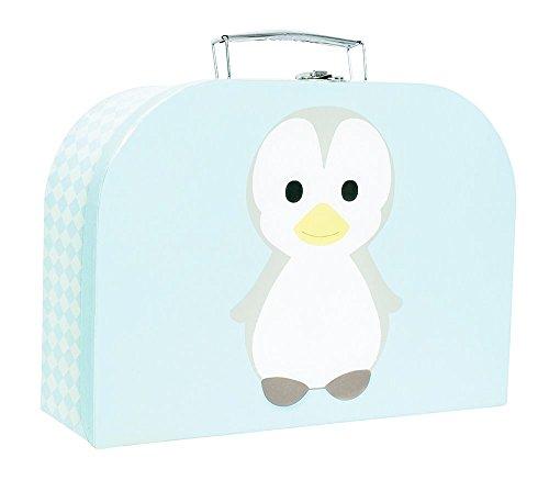 JaBaDaBaDo A3113 Freistehend Spielzeugkiste und Aufbewahrungsbox (Mehrfarbig, freistehend, Pappe, 280 mm, 90 mm, 200 mm)