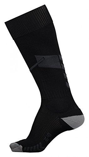 Hummel New Nostalgia Performance Sock - black/grey, Größe:14