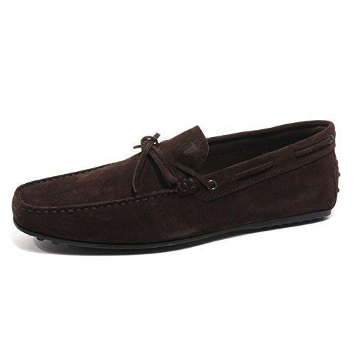 Tod's B2056 Mocassino Uomo Brown Scarpa Loafer Shoe Man [6]