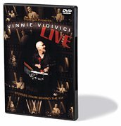 Vinnie Vidivici Live - Stories from Behind the Drum Kit -  DVD, Drum Fun, Vince Santoro