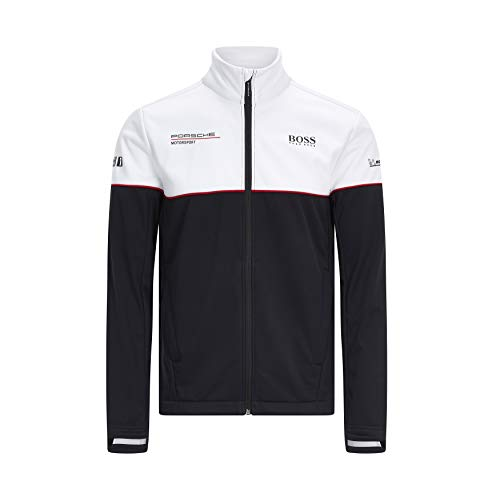 Porsche Motorsport Team Softshell Jacket w/Motorsport Kit (M)