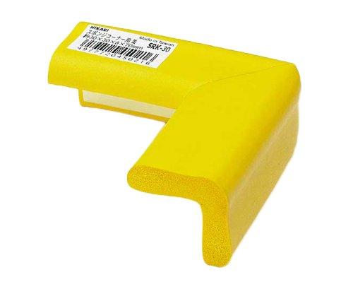 光 スポンジコーナー用 黄 30×30mm 00874459-1 SRK-30