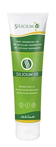 SILICIUM G5 Gel Surconcentré Articulaire I Pour application externe I Utilisé par les professionnels et le grand public depuis de nombreuses années pour les articulations et la peau I 150 ML