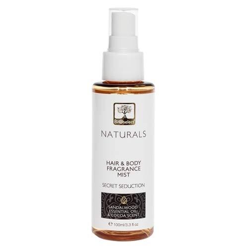 BIOselect Brume Secret Séduction pour les cheveux et le corps (100ml) PN: 520030644032