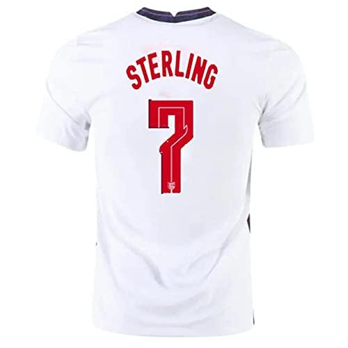 Backboards 2021 European Cup Jersey,England Camiseta Segunda Equipación,Hombre Lingard Camiseta de Manga...