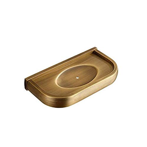 YWSZJ Seifenschale Copper Soap Net Seifenschale Ark Kitchen Sink Platten zum Speichern von Seife