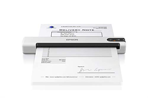 Review Of Epson DS-70 Document Scanner (Renewed)