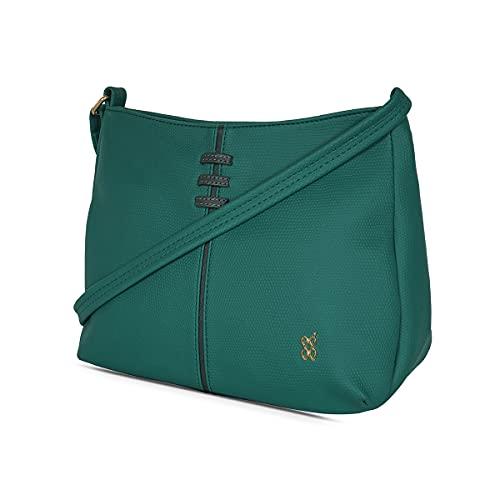Baggit Women's Hobo Handbag (Green)