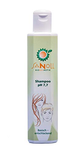 Sanoll Bio Shampoo pH 7,7 - basisch-entsäuernd 200ml