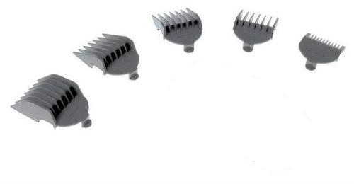 Tondeo Eco-Ceramic Aufsteckkämme, 1er Pack (1x 5 Stück)