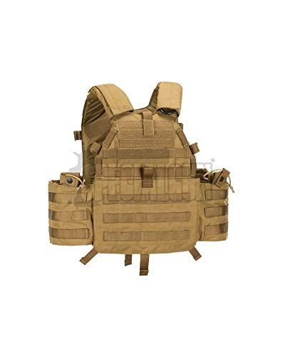 Invader gear Tactical Vest 6094A Plate Carrier Coyote