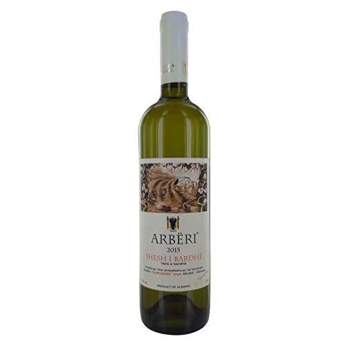 Arberi Shesh i Bardhe 2018 Weißwein aus Albanien
