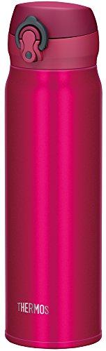 サーモス 水筒 真空断熱ケータイマグ 【ワンタッチオープンタイプ】 0.6L ガーネットレッド JNL-602 GR