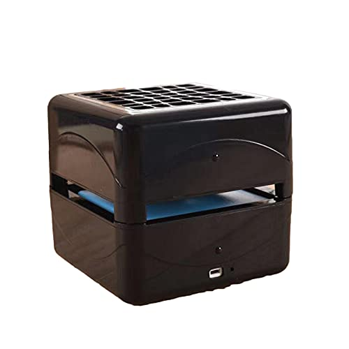 Aire Acondicionado USB Rocío Agua Agua Fan de refrigeración Forma de Alarma Refrigeración Pequeño Aire Acondicionado Aire Acondicionado portátil