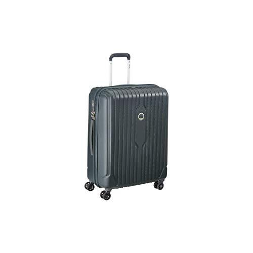 MASERU Trolley Case 66 Cm 4 Ruedas TSA + ZST Antracita