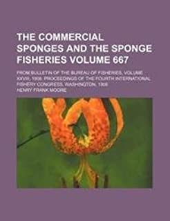 The Commercial Sponges and the Sponge Fisheries Volume 667; From Bulletin of the Bureau of Fisheries, Volume XXVIII, 1908....