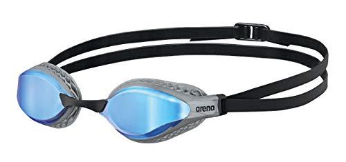 ARENA Unisex Wettkampf Schwimmbrille Airspeed Mirror