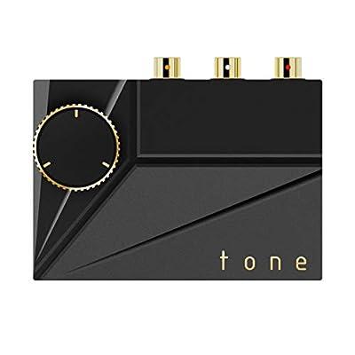 Khadas Tone 2 Pro MQA Balanced Portable DAC Headphone Amplifier (Black) by Shenzhen Wesion Technology Co Ltd