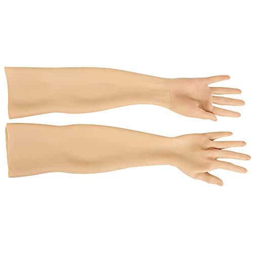 1pair 5V winter warm gloves usb powered heated pads hand warmer 8*13cm pads /_WK