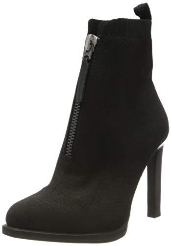 G-STAR RAW Damen Strett Heel Ankle Boot, black 9082-990, 36 EU