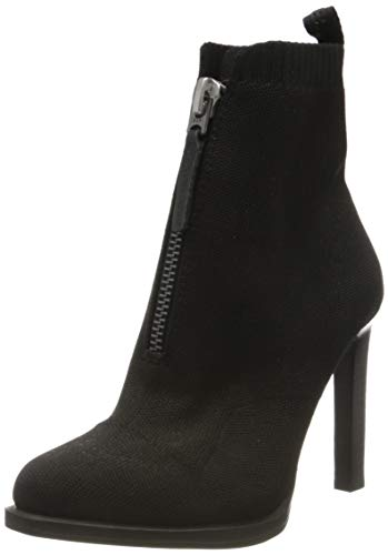 G-STAR RAW Womens Strett Heel Ankle Boot, Black 9082-990, 38 EU