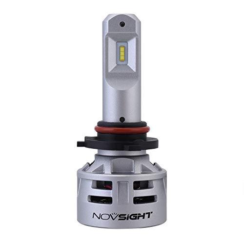 9005 HB3 LED Ampoules de Voiture Lampe,voiture ampoules 60W 10000LM 6500K lumière IP68 Etanche Blanche Ampoules Pour voiture, camion, van, SUV, tout-terrain et motos