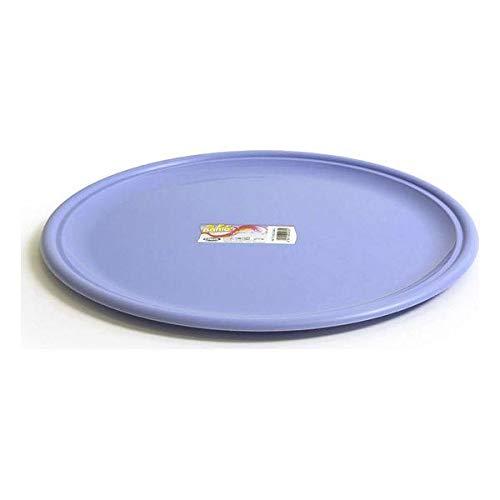 Pasabahce - Plato pizza -bahia- surtido colores, dem, 33cm.