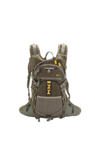 Tenzing TZ 1200 Ultra Light Daypack, Loden Green