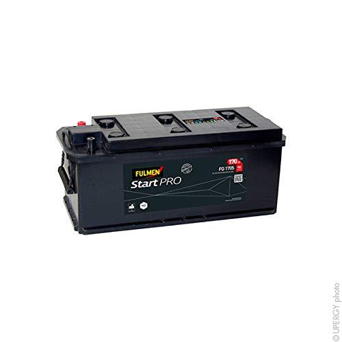 Fulmen - LKW Batterie FULMEN Start Pro HD FG1705 12V 170Ah 950A