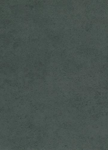 """Olive Black Peel and Stick Wallpaper – Extra Wide & Thick - 3D Adhesive Cement Wallpaper Faux Textured Look – Removable Wall Paper, Peel and Stick Backsplash- Concrete Stone Wallpaper - 23.6""""x118"""""""