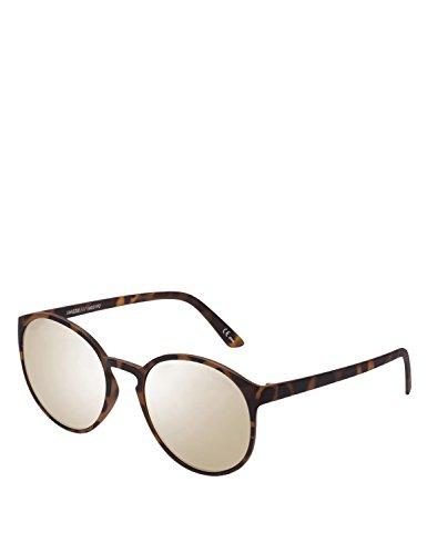 Le Specs Swizzle Sonnenbrille braun Einheitsgröße