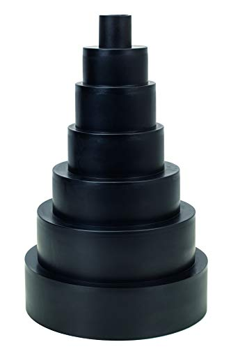 SCHEPPACH Absaugadapter für Absauganlagen | 7-stufig | Ø25-150mm