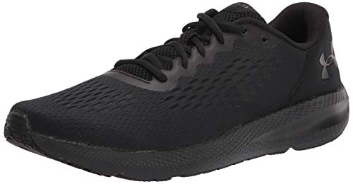 Under Armour mens Charged Pursuit 2 Special Edition Running Shoe, Black (003 Black, 10.5 US