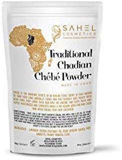 Chebe Powder Sahel Cosmetics Traditional Chadian Chébé Powder, African Beauty Long Hair Secrets (20g)