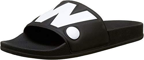 G-STAR RAW Damen Cart Slide II Sandalen, Schwarz (Black/White 964), 36 EU