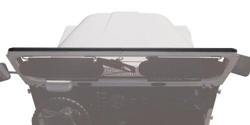 Bestop 51209-01 Black Windshield Channel for 1976-1995 CJ5, CJ7, Wrangler; 1964-1984 Toyota Land Cruiser, FJ40