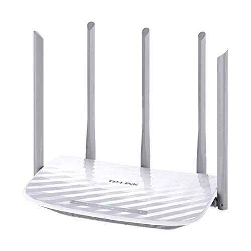 TP-Link AC 1350 Dual-Band (2.4 GHz / 5 GHz) Fast Ethernet White