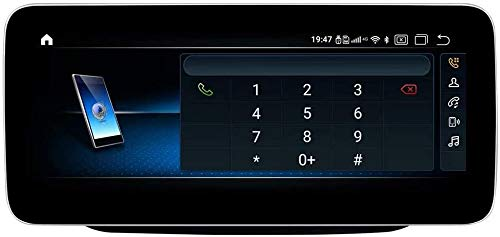 GPS Navigation 10.25 Pulgadas Android 10.0 Radio estéreo automático para Benz B-Class W246 2015 2616 2017 2017 2017 2017 2017 2017 LHD NTG5.0 Coche Sat Nav Media WiFi 3G,For lhd ntg5.0 4+64gb