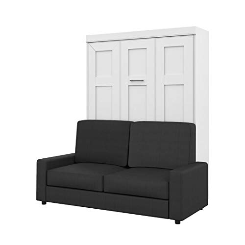 Bestar 2-Piece Queen Wall Bed and Sofa Set - Edge