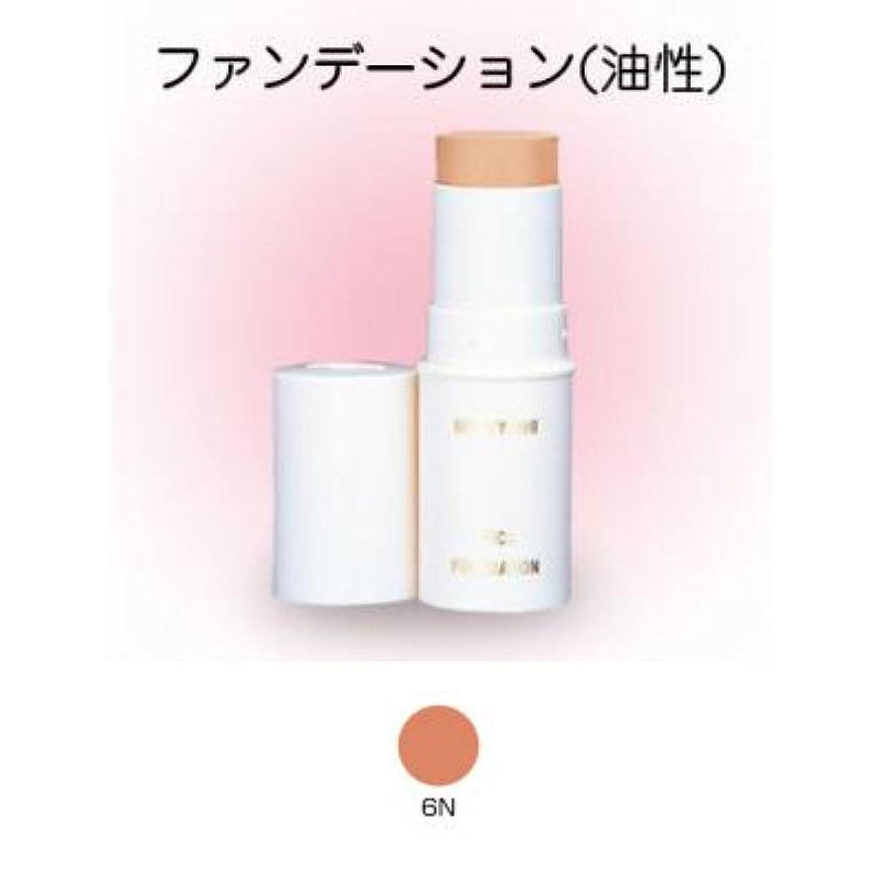 先入観石の金属スティックファンデーション 16g 6N 【三善】