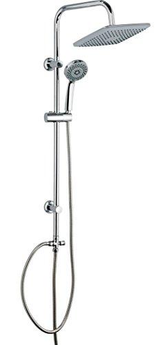 Aquagrif Sistema de ducha sin grifería ARAYA