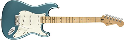 Fender エレキギター Player Stratocaster®, Maple Fingerboard, Tidepool