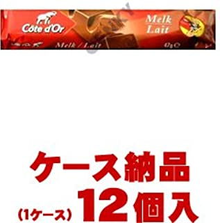 【1ケース納品】【1個あたり155円】コートドール バーミルク 47g×12個入