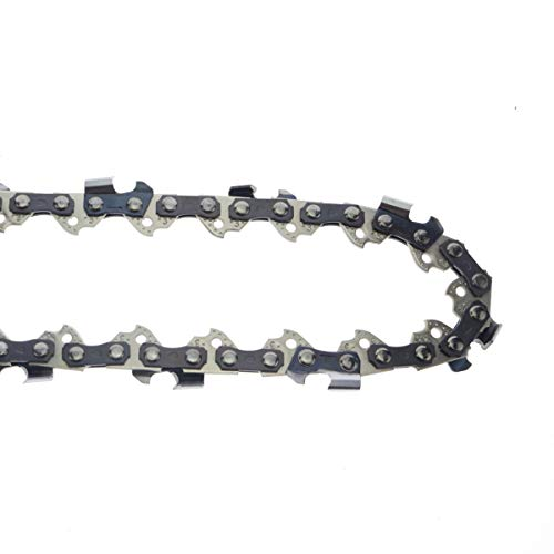 Dunhil Pack of 2 16 inch Chainsaw Chains 3/8 LP .050 Inch 56 Drive Links fits for Craftsman, Echo, Homelite, Poulan, Remington