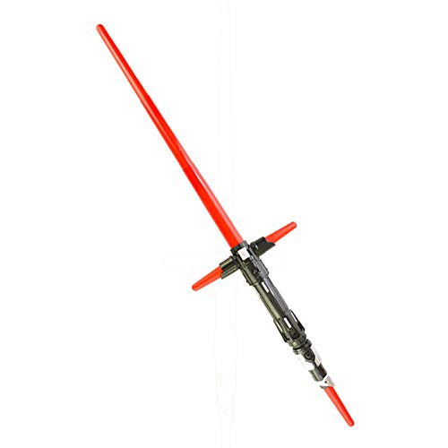 Lightsaber Star Wars Kylo Ren Electronic Red Toy per Bambini